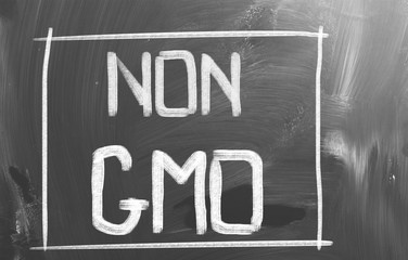 No GMO Concept