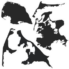 Inseln in Deutschland