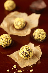 Corn Flakes Chocolate Truffles