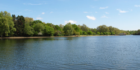 Serpentine lake, London