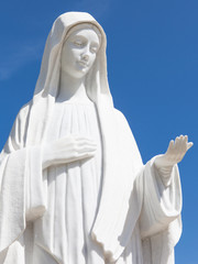 Statue of Virgin Mary, Medjugorje