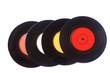 Vinyl record vintage analog music recording medium - 63173754