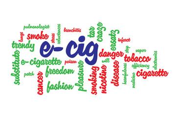 WEB ART DESIGN e-cig e-cigarette tobacco trend fashion health 01