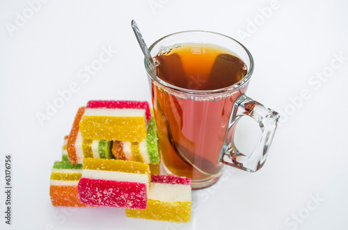 tea, food, drink, liquor, candy, background, glass, drink
