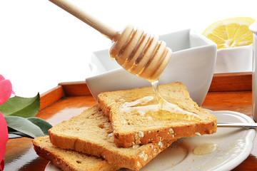 Fette biscottate cereali al miele