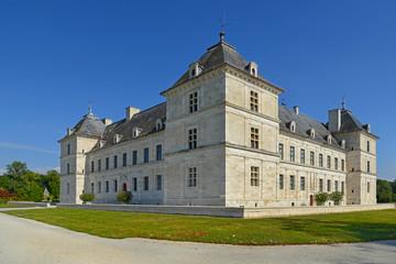Château d'Ancy-le-Franc, Burgund / Frankreich