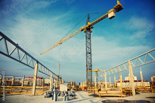 construction site - 63181133