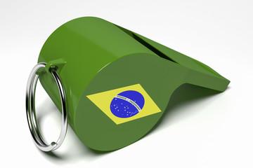 Silbato brasileño