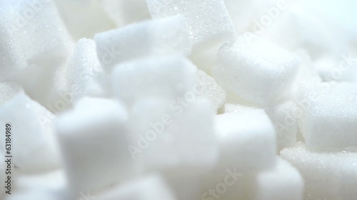 Portion of White Sugar (loopable)