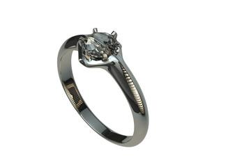 指輪のイラストCG