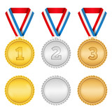 Fototapety Medals