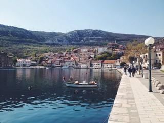 City of Bakar, Croatia