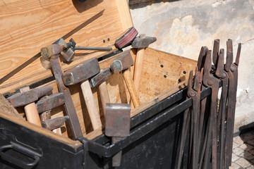 Blacksmith Tools