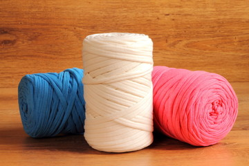 T-shirt yarns
