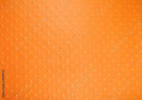 image of orange paper as background
