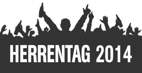 Silhouette - Herrentag 2014