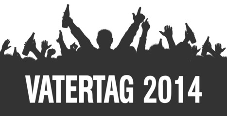 Silhouette - Vatertag 2014