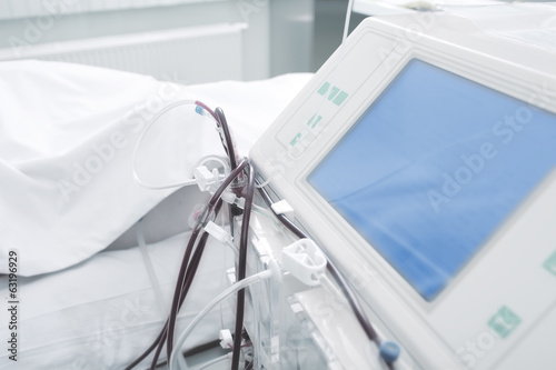 Dialysis in the ward