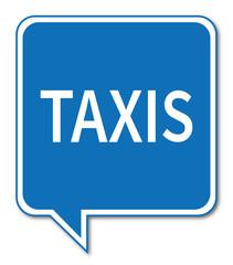Logo taxis.