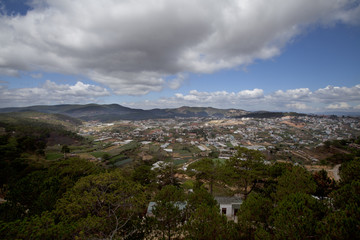 Dalat Vietnam south east asia