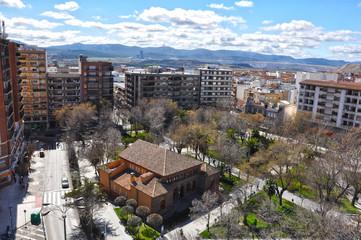 Puertollano, Paseo de San Gregorio y valle del Ojailén