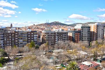 Paseo de San Gregorio de Puertollano y cerro de San Sebastián