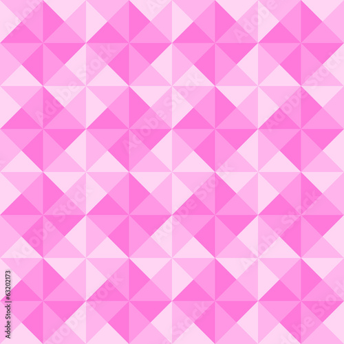 Pink triangle pattern4