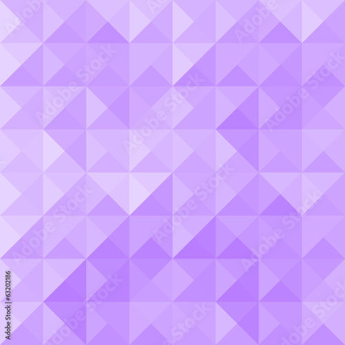Violet triangle pattern1