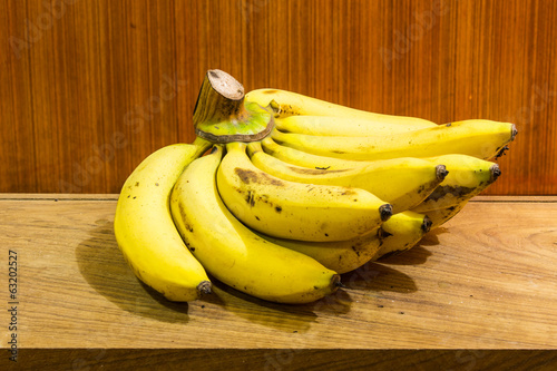 Still Life of Banana