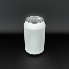 blank can