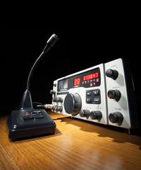 Radio and microphone