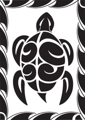 Tiki Turtle