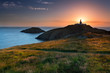 Strumble Head Lighthouse at sunset - 63206746