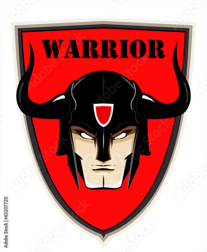 Warrior Head