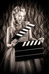 vintage filmaker