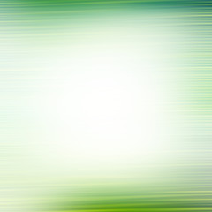Green Line background of abstract