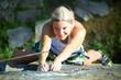 woman climber - 63211301
