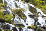 Mae Ya waterfall, Doi Inthanon National Park, Chiang Mai, Thaila