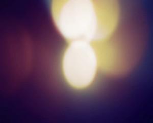 световые  блики