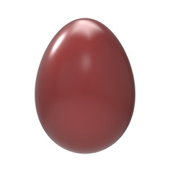 Osterei, Ostern, Ei, Easter Egg, Dark Red, Dunkelrot
