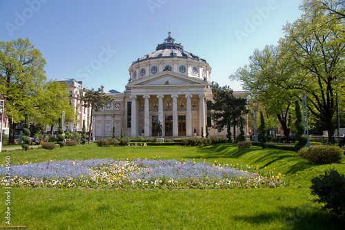 Papiers peints Opera, Theatre Bucharest atheneum
