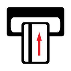 Insert card symbol