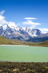 Torres del Paine National Park - Beautiful natural landscape