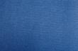 blaues Gewebe / Textilie für kreativen Hintergrund