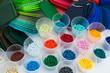 Plastik Polymer Granulat - 63219526