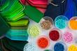 Kunststoff Plastik Granulat - 63219578