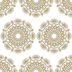 Seamless luxury pattern