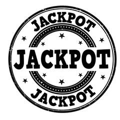 Jackpot  stamp