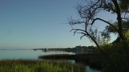Duck,NC shoreline