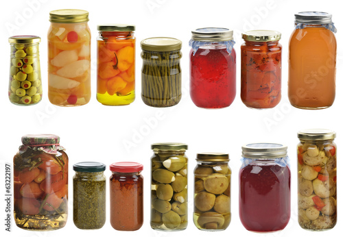 Preserved Food Collection